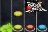 Рок-музыкальная игра Rock Music Game