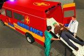Симулятор водителя скорой помощи 2018 Ambulance Rescue Driver Simulator 2018