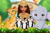 Милый зоопарк Cute Zoo