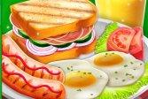 3D завтрак Prapare
