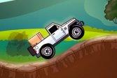 Грузовой Джип Гонки Cargo Jeep Racing
