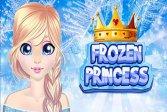 Замороженная принцесса Frozen Princess