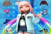 Создатель 3D-аватаров Girl-Styledol 3D Avatar maker