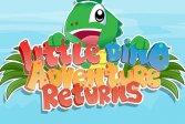 Маленькое приключение динозавра возвращается 1 Little Dino Adventure Returns 1