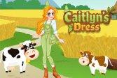 Кейтлин одеваются: поля Caitlyn Dress Up : Farmland