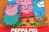 Пазл Свинка Пеппа Планета Peppa Pig Jigsaw Puzzle Planet
