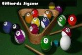 Пазл для бильярда Billiards Jigsaw