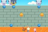 Кролик избегает шипа Rabbit Avoid Thorn Ball