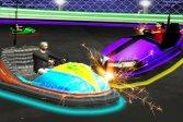 Экстремальные трюки: игра с бампером Light Bumping Cars Extreme Stunts: Bumper Car Game