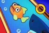 Спасите рыбу! Rescue the fish!