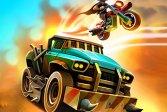 Мертвый рай: гоночный шутер Dead Paradise: Race Shooter