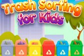 Сортировка мусора для детей Trash Sorting for Kids