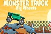 Грузовик-монстр с большими колесами Big Wheels Monster Truck
