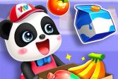 Супермаркет милая панда Cute Panda Supermarket