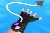 Бросок крюка 3D Hook Throw 3D