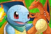 Пазлы с покемонами Pokemon Jigsaw Puzzles