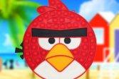 Пазл Angry Birds Pop It Jigsaw