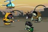 Сумасшедшие зомби Crazy Zombie Hunter
