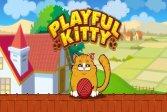 Игривый котенок Playfull Kitty