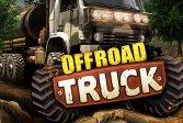 Вождение грузовика по бездорожью 3d модель Off-Road Truck Driving 3d