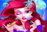 Наряд принцессы-русалки Mermaid Princess Dress Up