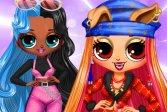 Куклы-монстры Monster Popsy Dolls