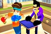 Мастер пощечины 3D Slap Master 3D