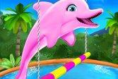 Мое шоу дельфинов - игра My dolphin show - game