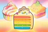 Объединить торты Merge Cakes