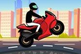 Июль мотогонки Jul Moto Racing