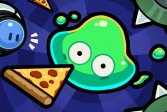 Слизь пицца Slime Pizza