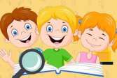 Детские секреты - Найди отличия Kids Secrets Find the Difference