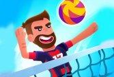 Волейбол челлендж Volleyball Challenge