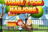 Вкусная еда Маджонг Yummy Food Mahjong