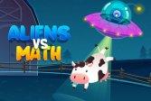 Пришельцы против математики Aliens Vs Math