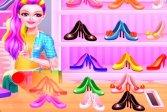Маленький дизайнер обуви - Мир моды Little Shoe Designer - Fashion World