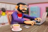 Виртуальная работа онлайн из домашнего симулятора Virtual Work online From Home Simulator
