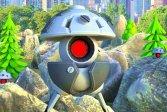 Игрок против роботов Player vs Robots