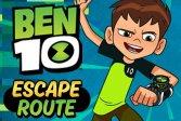 Бен 10 Путь побега Ben 10 Escape Route