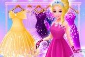 Наряд принцессы Золушки Princess Cinderella Dress Up