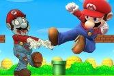 Супер Марио стрелять в зомби Super Mario Shoot Zombies