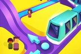 Поезд Такси 3D Train Taxi 3D