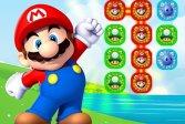 Супер Марио Super Mario Connect Puzzle