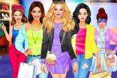 Мода для девочек - Наряд лучшей модницы Girl Squad Fashion - BFF Fashionista Dress Up