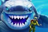 Игра на выживание в автономном режиме Hungry Shark Evolution - Offline survival game