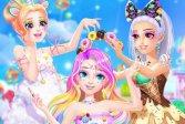Макияж Принцессы Princess Candy Makeup