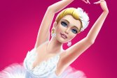 Игры одевалки балерин для девочек Dress up Ballerina Games for Girls