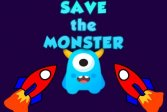 Спасти монстра Save The Monster