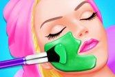 Игры про макияж красоты: игры в салоны и спа для девочек Beauty Makeover Games: Salon Spa Games for Girls