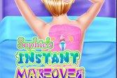 Мгновенный макияж Софи Sophie Instant Makeover
